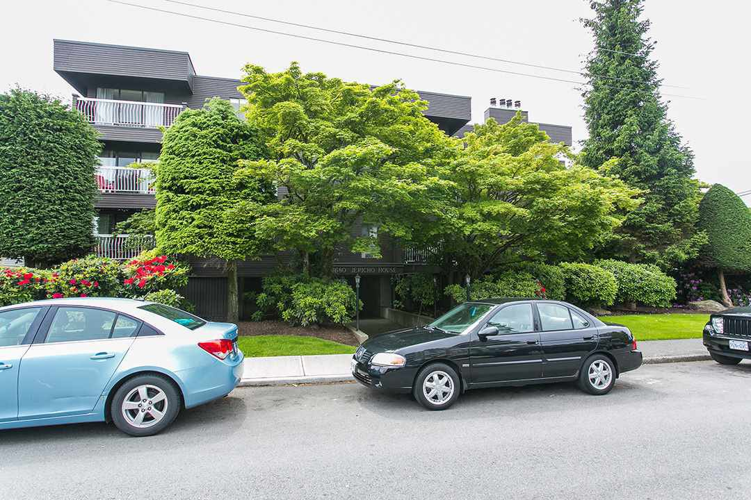 "Photo 10: Photos: 402 3680 W 7TH Avenue in Vancouver: Kitsilano Condo for sale in ""Jericho House"" (Vancouver West)  : MLS®# R2072178"