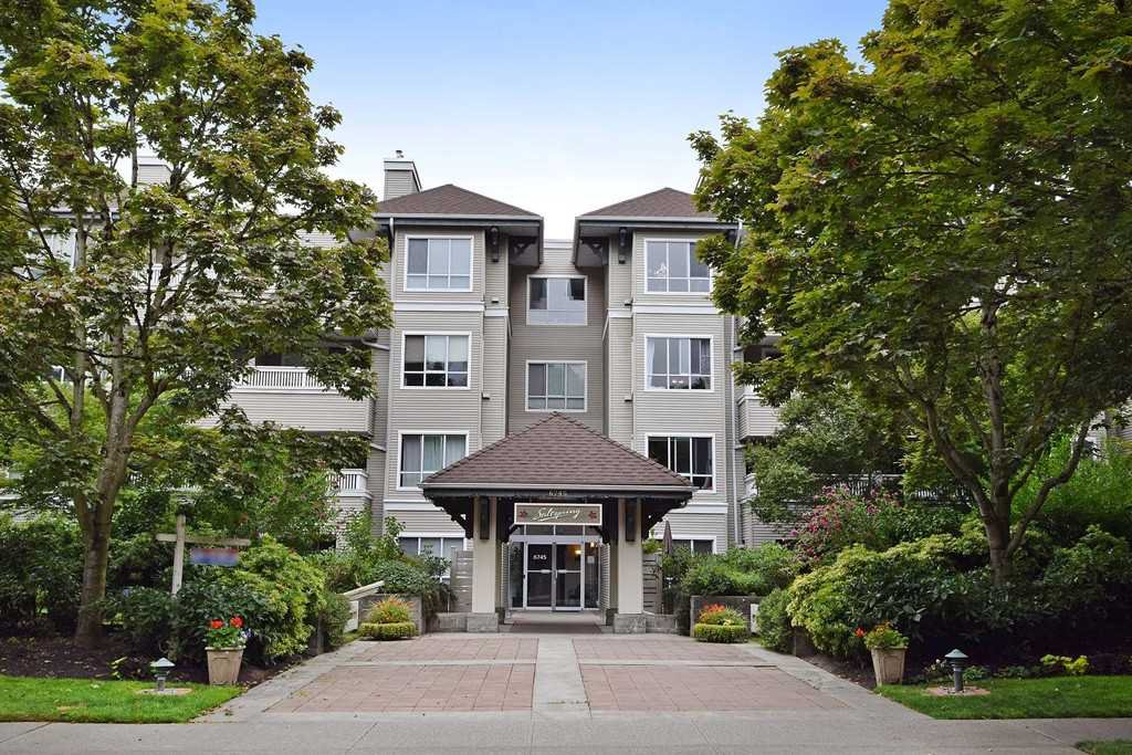 "Main Photo: 312 6745 STATION HILL Court in Burnaby: South Slope Condo for sale in ""THE SALTSPRING"" (Burnaby South)  : MLS®# R2096788"