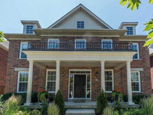 Main Photo: 21 Muirfield Trail in Markham: Angus Glen House (2-Storey) for sale : MLS®# N3589940
