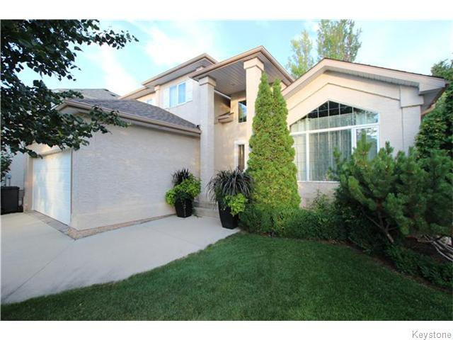 Main Photo: 72 Meadowcrest Bay in Winnipeg: River Grove Residential for sale (4E)  : MLS®# 1623140