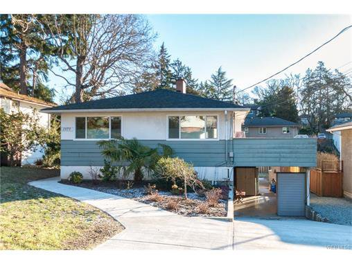Main Photo: 1275 Queensbury Ave in VICTORIA: SE Cedar Hill House for sale (Saanich East)  : MLS®# 748325