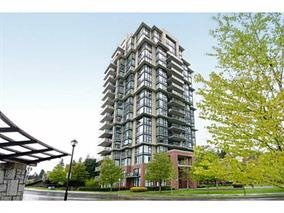 "Main Photo: 805 11 E ROYAL Avenue in New Westminster: Fraserview NW Condo for sale in ""VICTORIA HILL"" : MLS®# R2138405"