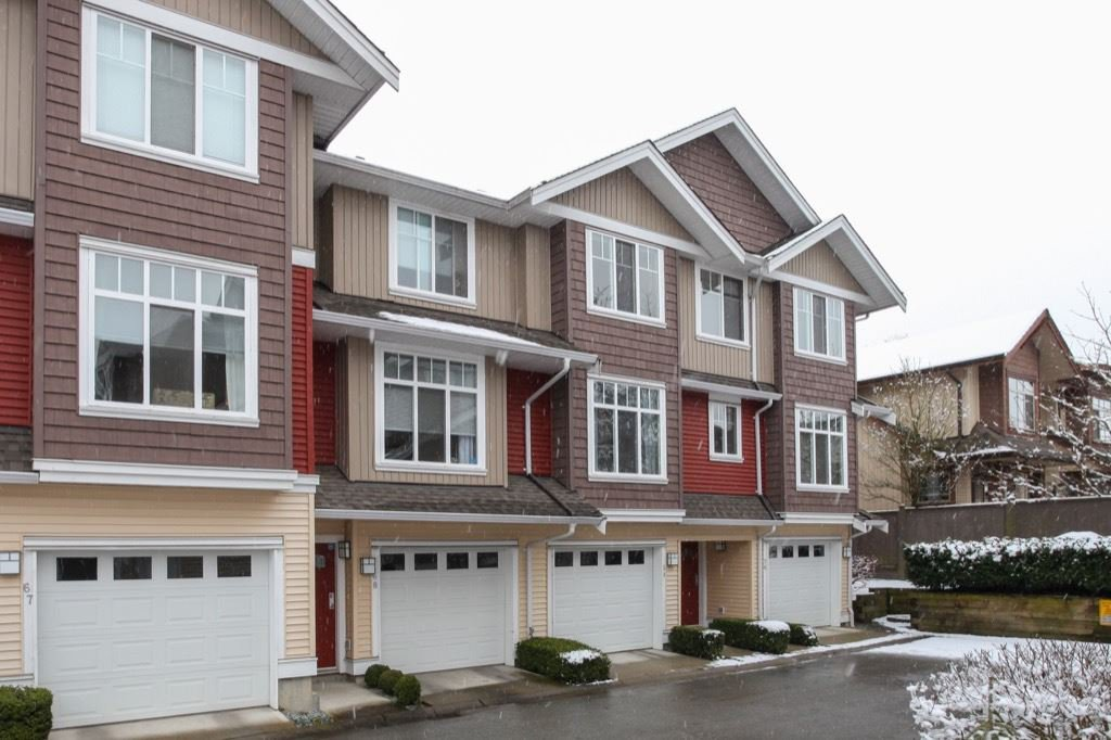 """Main Photo: 69 19455 65 Avenue in Surrey: Clayton Townhouse for sale in """"TWO BLUE"""" (Cloverdale)  : MLS®# R2144536"""