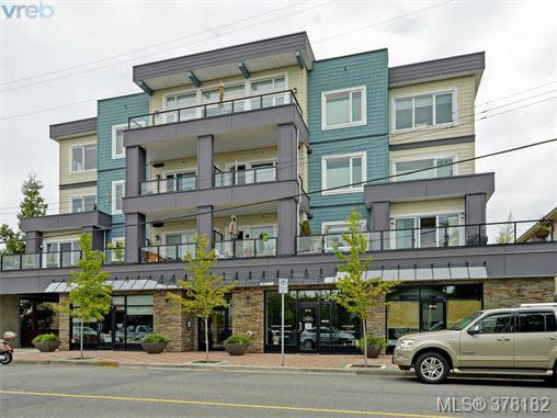 Main Photo: 207 9717 First Street in SIDNEY: Si Sidney South-East Condo Apartment for sale (Sidney)  : MLS®# 378182