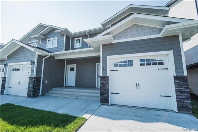 Main Photo: 26 Tweed Lane in Niverville: The Highlands Residential for sale (R07)  : MLS®# 1716838