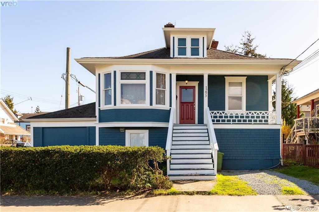 Main Photo: 1293 Denman St in VICTORIA: Vi Fernwood House for sale (Victoria)  : MLS®# 788128