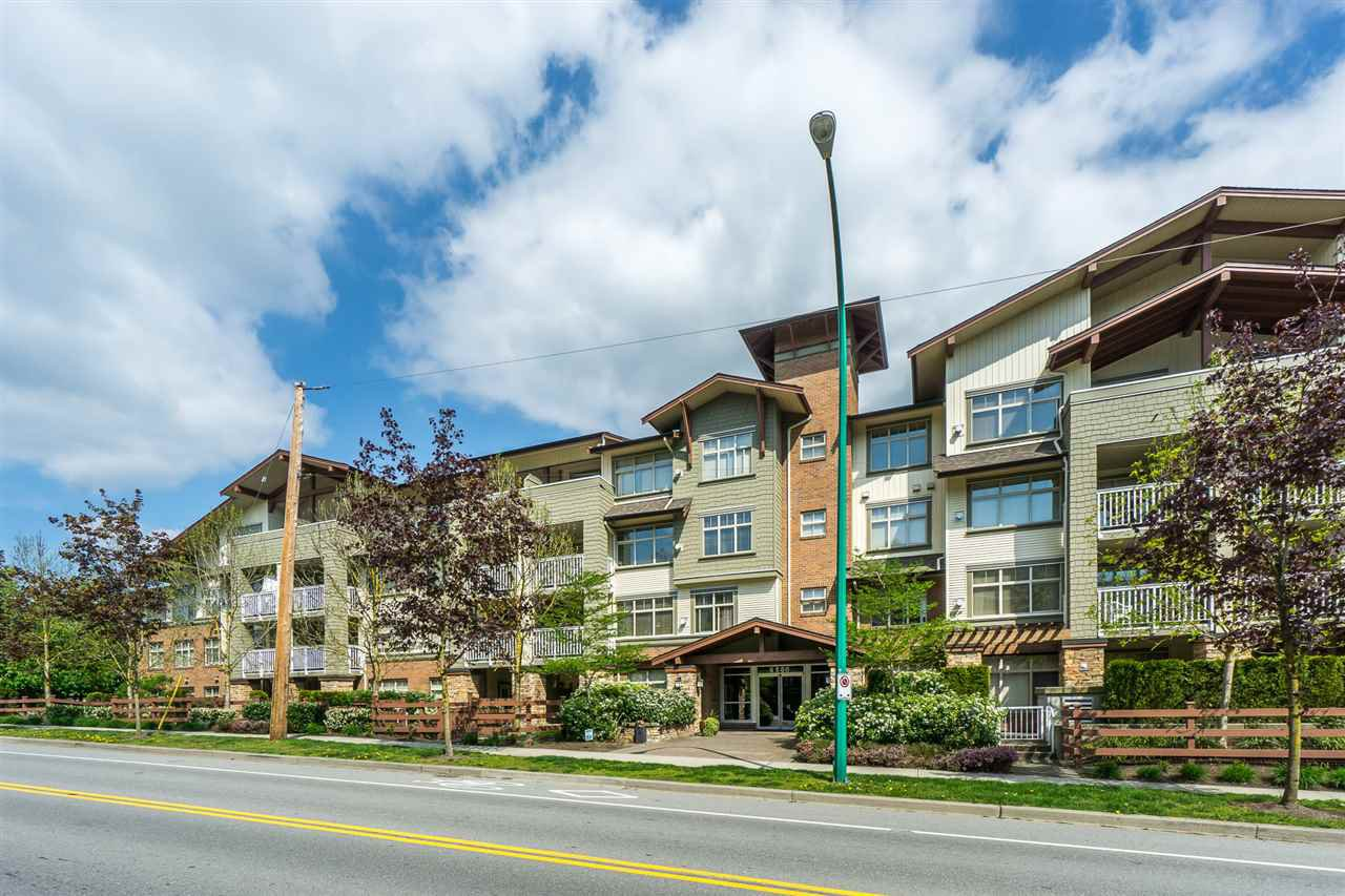 Main Photo: 403 6500 194 Street in Surrey: Clayton Condo for sale (Cloverdale)  : MLS®# R2275712