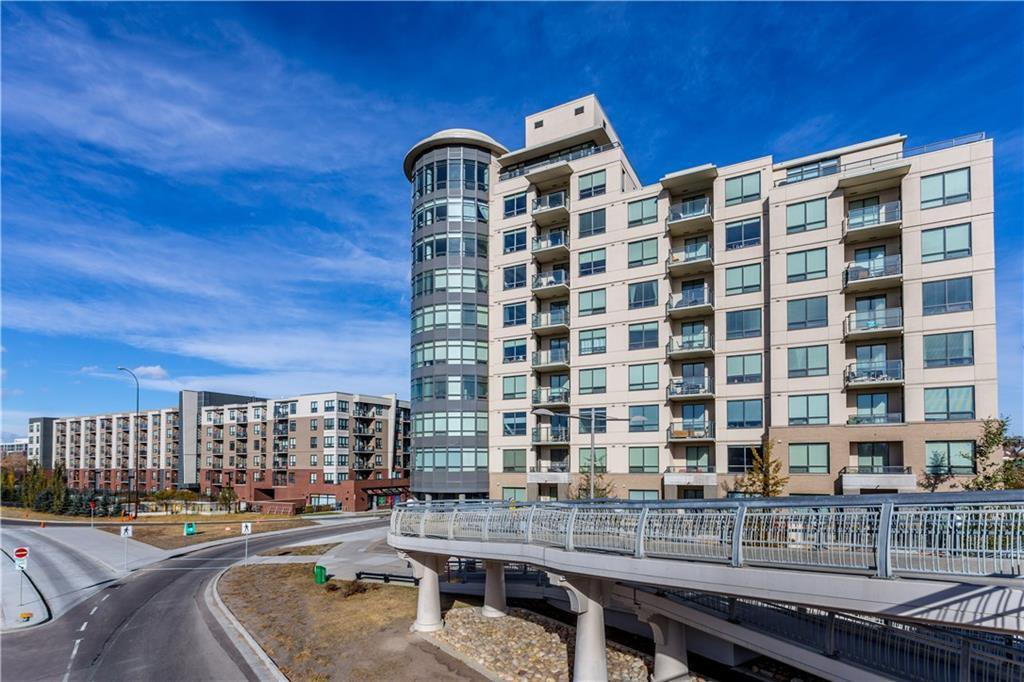 Main Photo: 618 38 9 Street NE in Calgary: Bridgeland/Riverside Apartment for sale : MLS®# C4215191