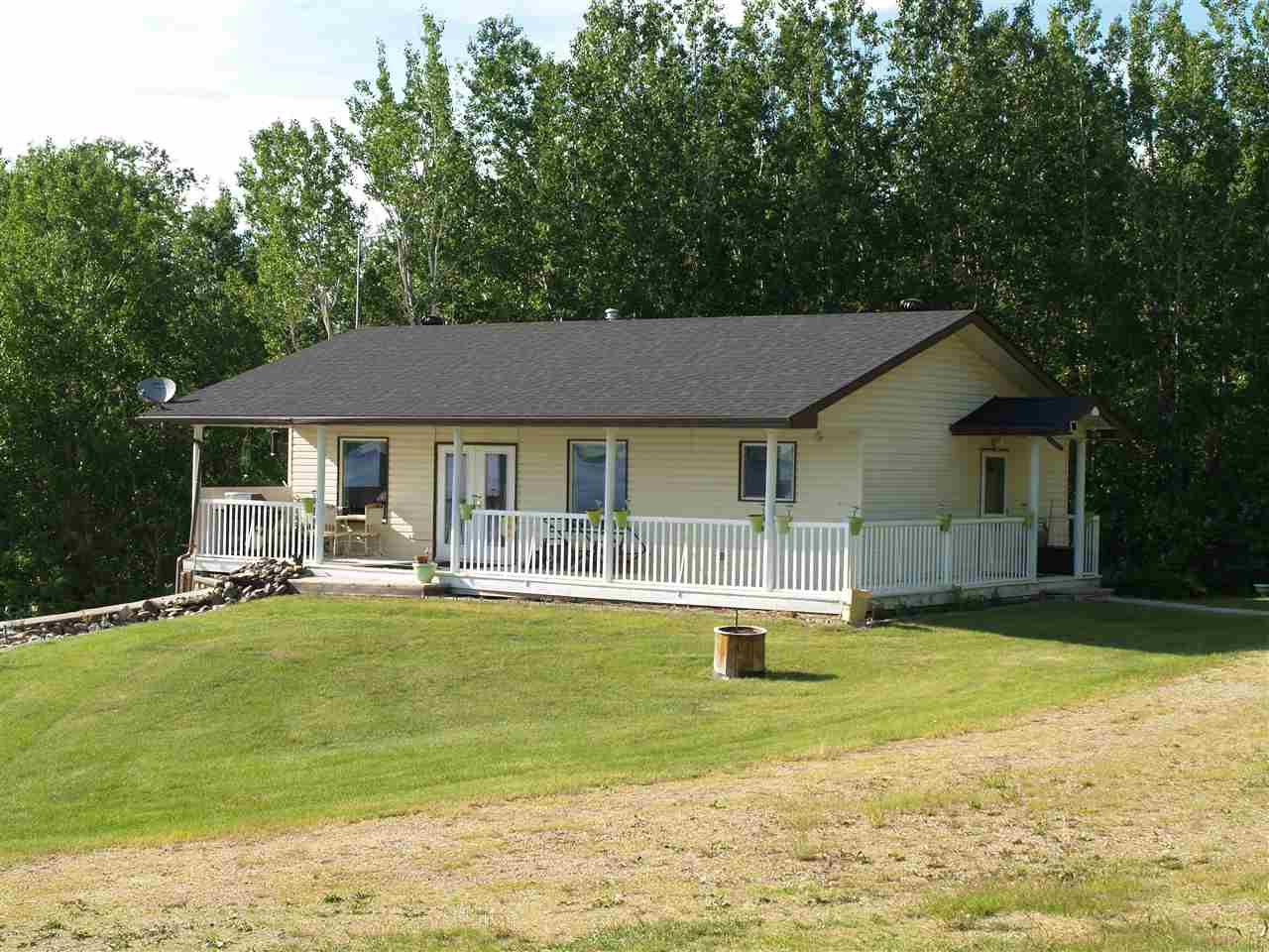 Main Photo: 60312 RR 164: Rural Smoky Lake County House for sale : MLS®# E4150497