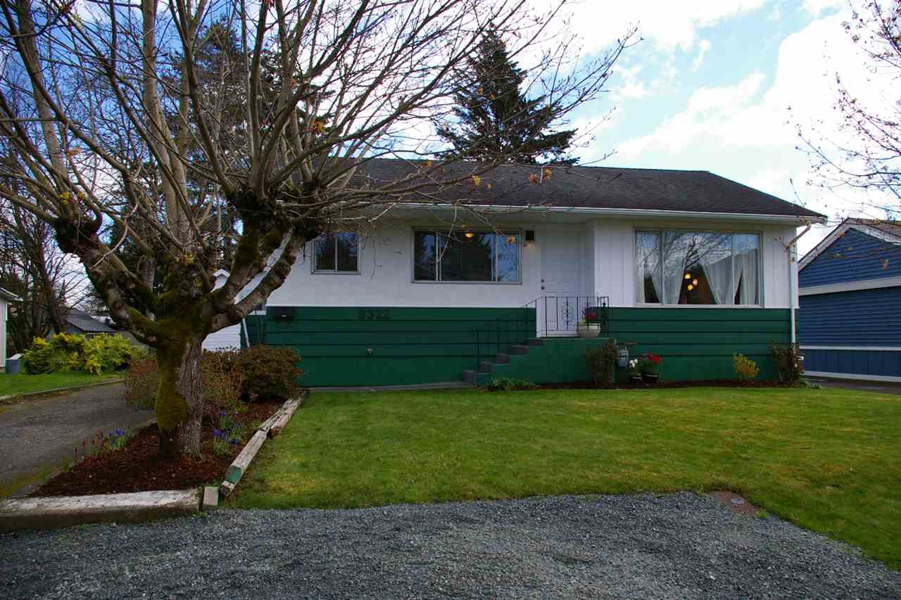 Main Photo: 9322 COOTE Street in Chilliwack: Chilliwack E Young-Yale House for sale : MLS®# R2358900