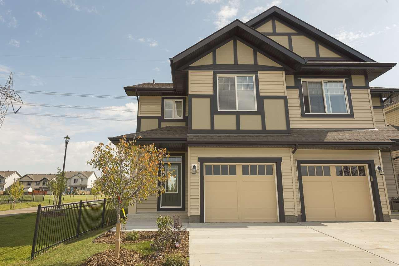Main Photo: 2850 COUGHLAN Green in Edmonton: Zone 55 House Half Duplex for sale : MLS®# E4156026