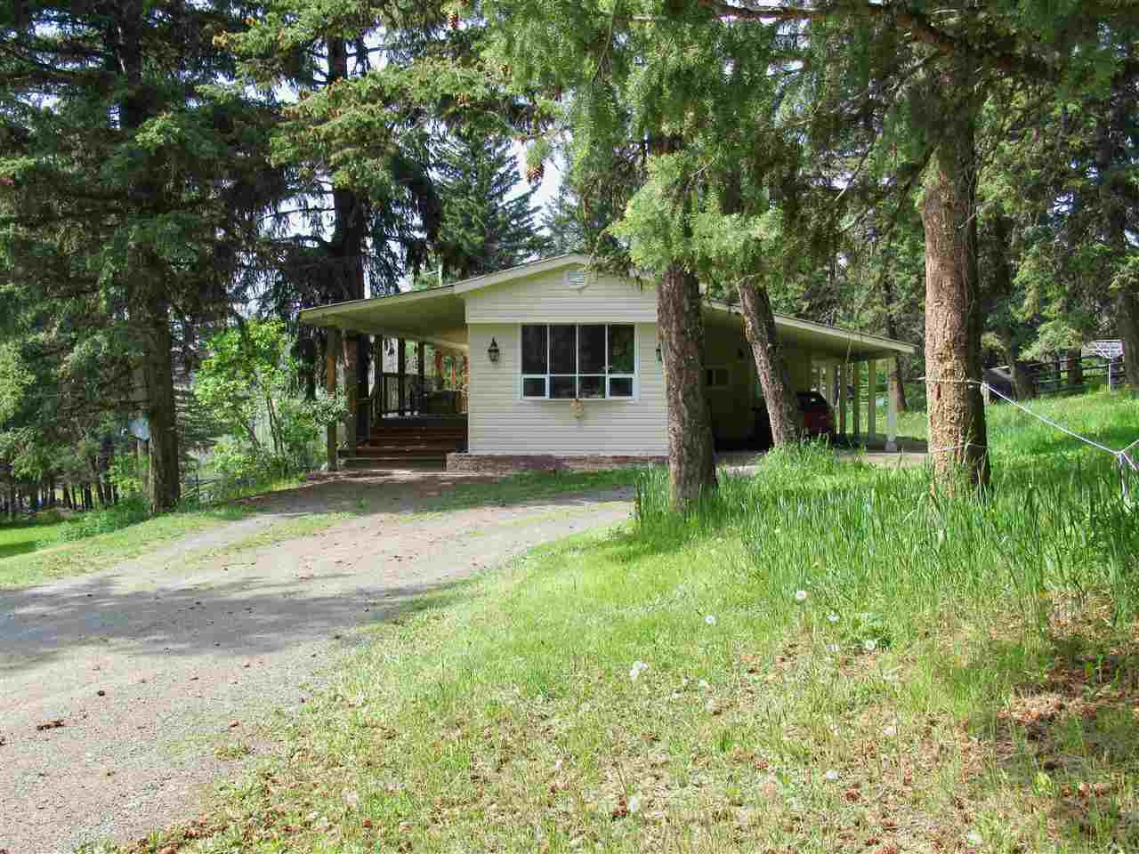 Photo 2: Photos: 1224 DESAUTEL Road in Williams Lake: Williams Lake - Rural East Manufactured Home for sale (Williams Lake (Zone 27))  : MLS®# R2376873