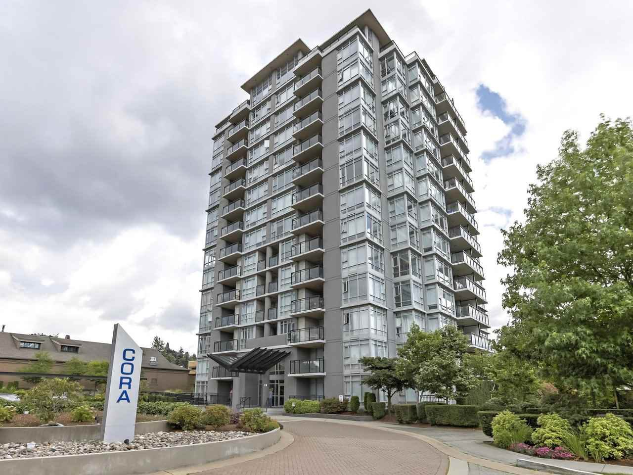 "Main Photo: 203 575 DELESTRE Avenue in Coquitlam: Coquitlam West Condo for sale in ""CORA"" : MLS®# R2382731"