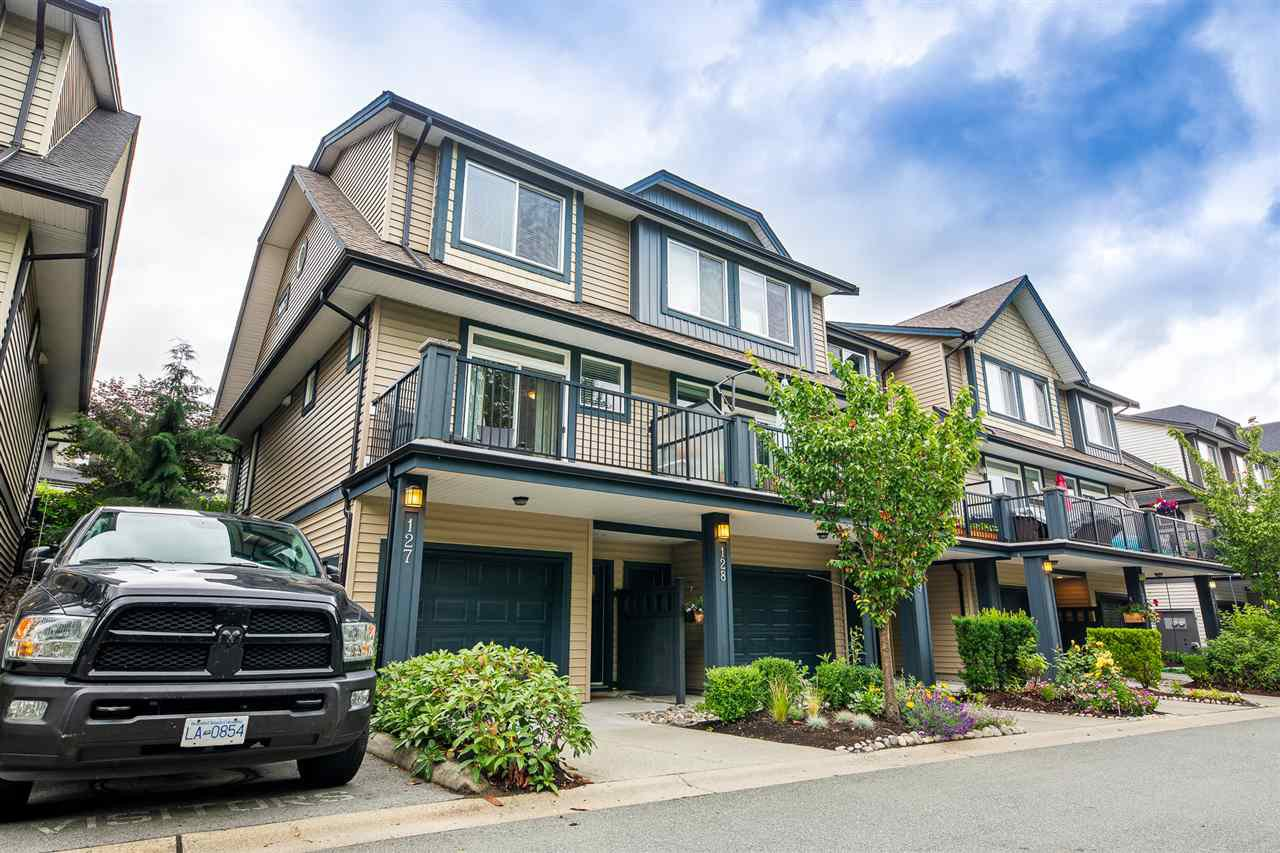 "Main Photo: 127 13819 232 Street in Maple Ridge: Silver Valley Townhouse for sale in ""Brighton"" : MLS®# R2383348"