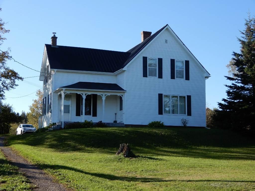 Main Photo: 4815 Scotsburn Road in Scotsburn: 108-Rural Pictou County Farm for sale (Northern Region)  : MLS®# 201923231
