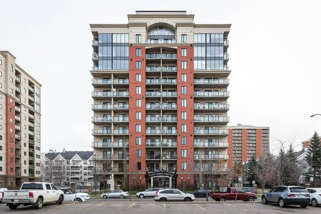 Main Photo: 510 10303 111 Street in Edmonton: Zone 12 Condo for sale : MLS®# E4179862