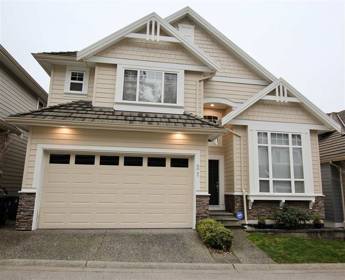 """Main Photo: 21 3502 150A Street in Surrey: Morgan Creek House for sale in """"Barber Creek Estates"""" (South Surrey White Rock)  : MLS®# R2444819"""