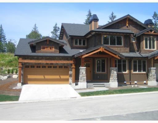 "Main Photo: 92 24185 106B Avenue in Maple Ridge: Albion House 1/2 Duplex for sale in ""TRAILS EDGE"" : MLS®# V872063"