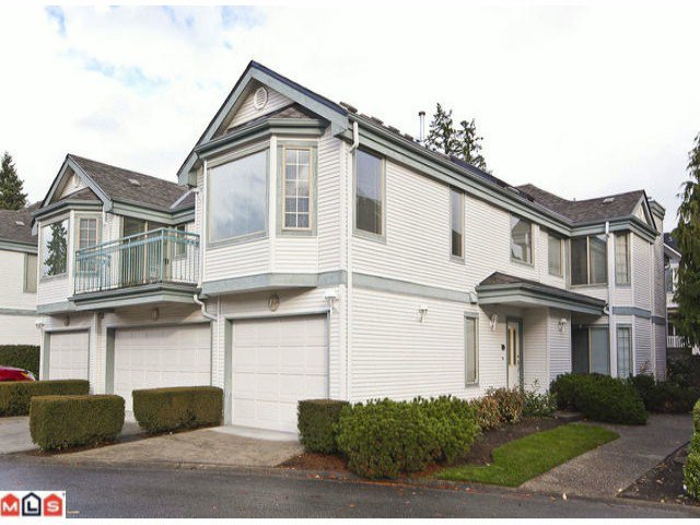 "Main Photo: 17 15840 84TH Avenue in Surrey: Fleetwood Tynehead Townhouse for sale in ""FLEETWOOD GABLES"" : MLS®# F1127642"