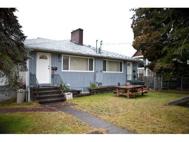 Main Photo: 830 DOGWOOD Street in Coquitlam: Coquitlam West House Duplex for sale : MLS®# V923392