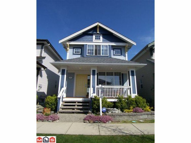 Main Photo: 6892 190 Street in Surrey: Clayton House for sale (Cloverdale)  : MLS®# F1009912