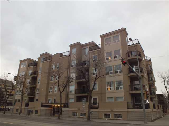 Main Photo: # 509 10606 102 AV in EDMONTON: Zone 12 Lowrise Apartment for sale (Edmonton)  : MLS®# E3295943