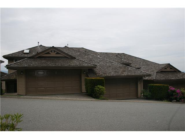Main Photo: 62 2979 PANORAMA Drive in Coquitlam: Westwood Plateau Condo for sale : MLS®# V959536