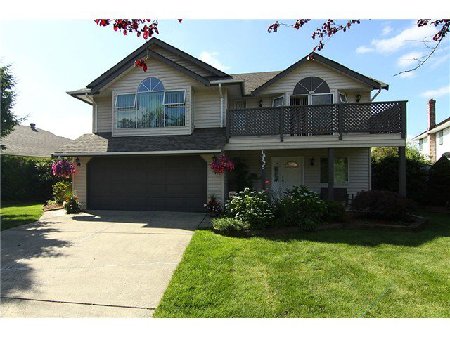 Main Photo: 18728 60A Avenue in Surrey: House for sale (Cloverdale)  : MLS®# F1315878