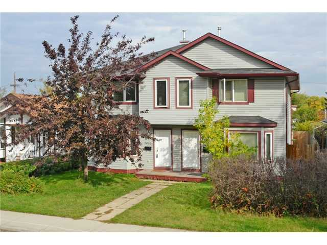 Main Photo: 7432 21A Street SE in Calgary: Ogden_Lynnwd_Millcan Residential Attached for sale : MLS®# C3636648