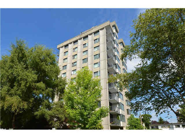 "Main Photo: 1104 2165 W 40TH Avenue in Vancouver: Kerrisdale Condo for sale in ""THE VERONICA"" (Vancouver West)  : MLS®# V1093673"