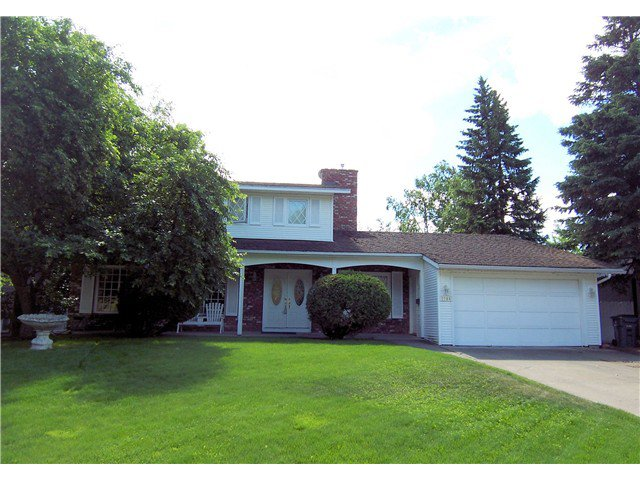 """Main Photo: 1704 EDMONTON Street in Prince George: Seymour House for sale in """"SEYMOUR"""" (PG City Central (Zone 72))  : MLS®# N245935"""