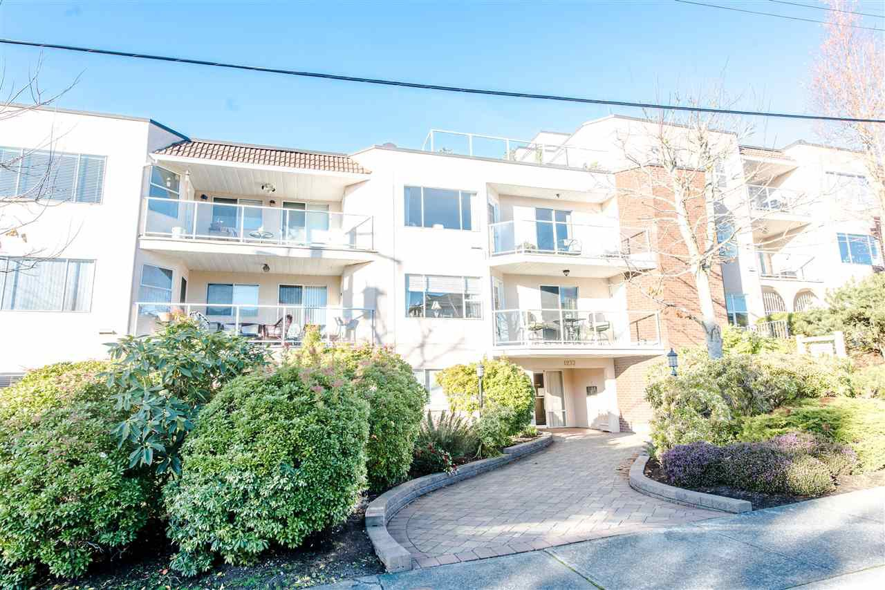 "Main Photo: 301 1273 MERKLIN Street: White Rock Condo for sale in ""Clifton Lane"" (South Surrey White Rock)  : MLS®# R2055613"