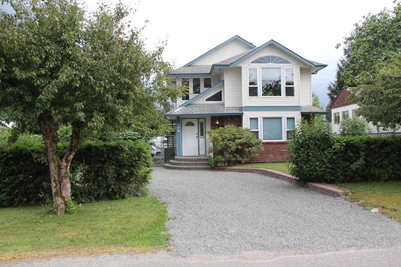 Main Photo: 348 RUPERT Street in Hope: Hope Center House for sale : MLS®# R2071231
