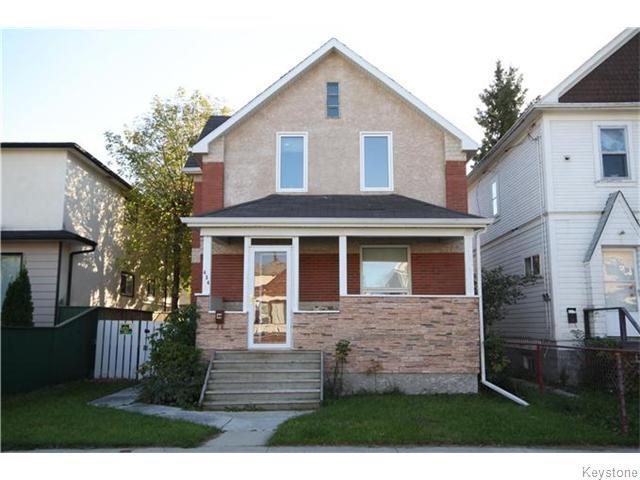 Main Photo: 434 Polson Avenue in Winnipeg: Residential for sale (4C)  : MLS®# 1626200