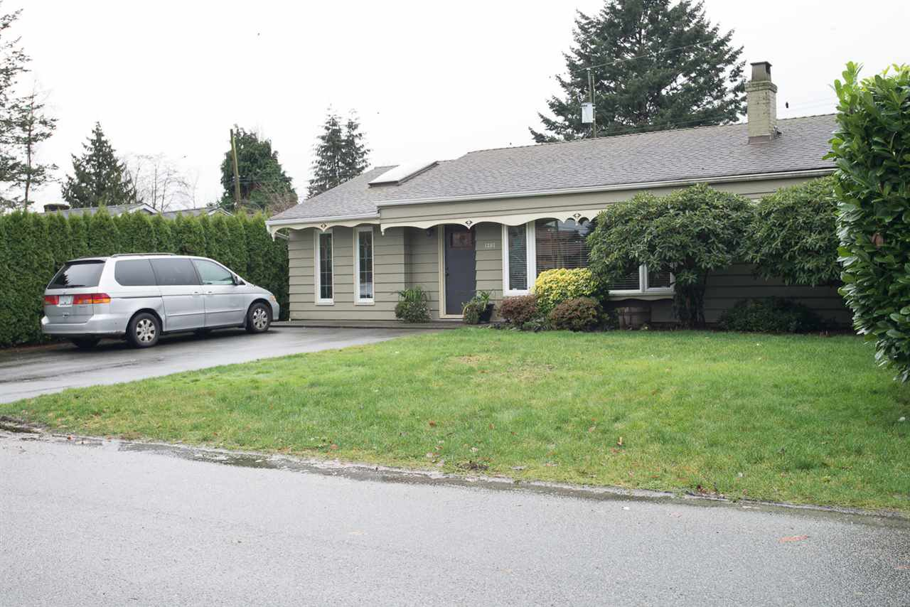 """Main Photo: 1207 SILVERWOOD Crescent in North Vancouver: Norgate House for sale in """"Norgate"""" : MLS®# R2126161"""