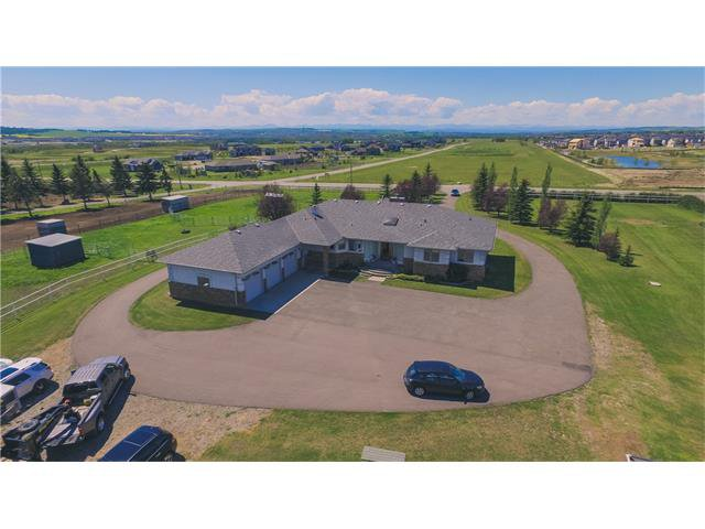 Main Photo: 354132 48 Street E: Rural Foothills M.D. House for sale : MLS®# C4096683