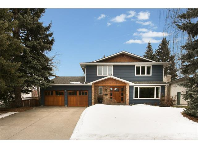 Main Photo: 619 WILDERNESS Drive SE in Calgary: Willow Park House for sale : MLS®# C4101330