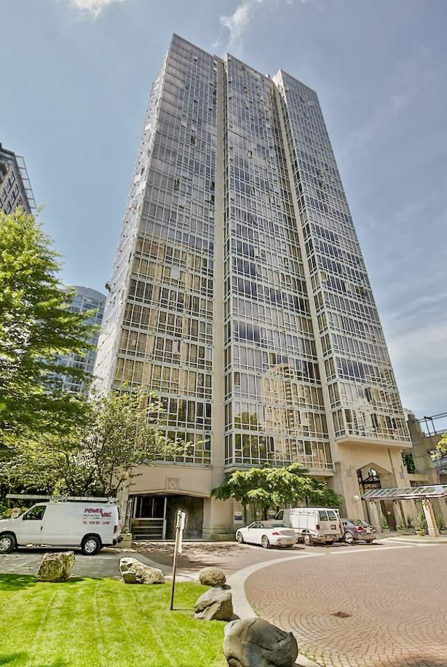 Main Photo: 2506 950 CAMBIE Street in Vancouver: Yaletown Condo for sale (Vancouver West)  : MLS®# R2147008