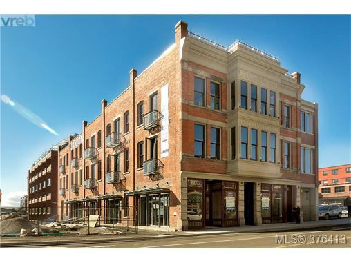 Main Photo: 508 456 Pandora Ave in VICTORIA: Vi Downtown Condo Apartment for sale (Victoria)  : MLS®# 755586
