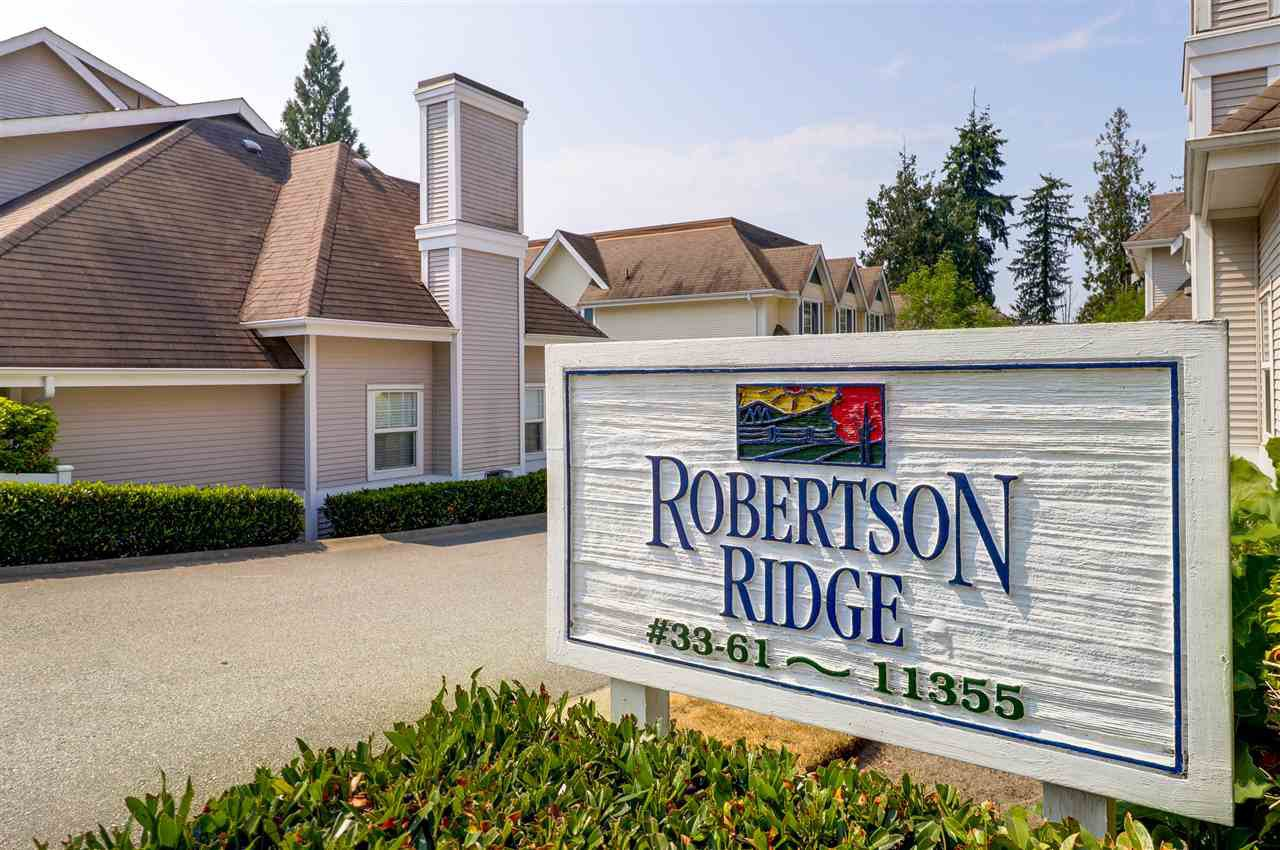 "Photo 2: Photos: 60 11355 236 Street in Maple Ridge: Cottonwood MR Townhouse for sale in ""Robertson Ridge"" : MLS®# R2197004"