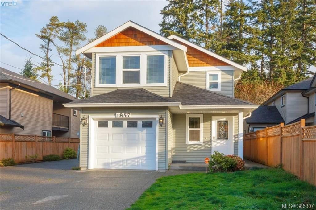 Main Photo: 1857 Tominny Road in SOOKE: Sk Whiffin Spit Strata Duplex Unit for sale (Sooke)  : MLS®# 385807