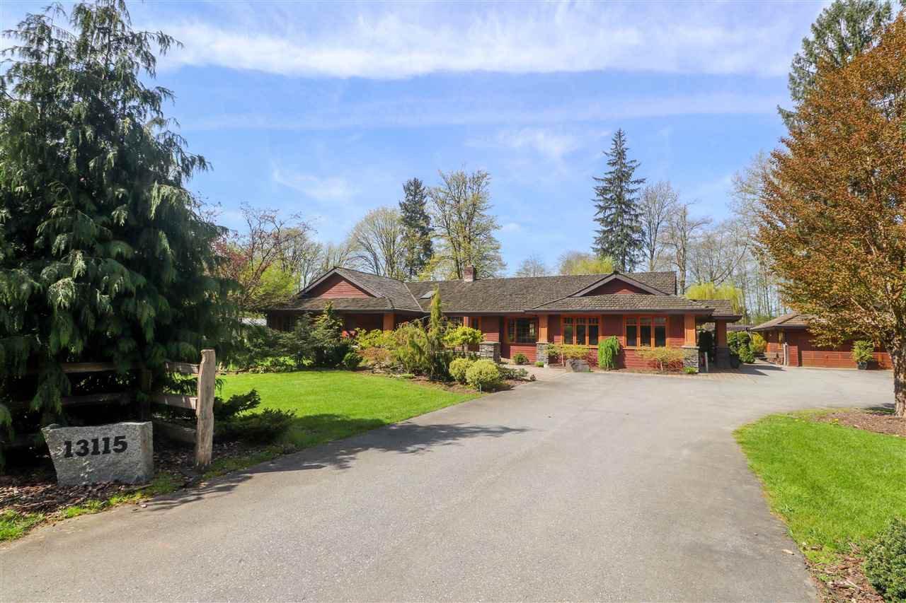 Main Photo: 13115 EDGE Street in Maple Ridge: Northwest Maple Ridge House for sale : MLS®# R2242796