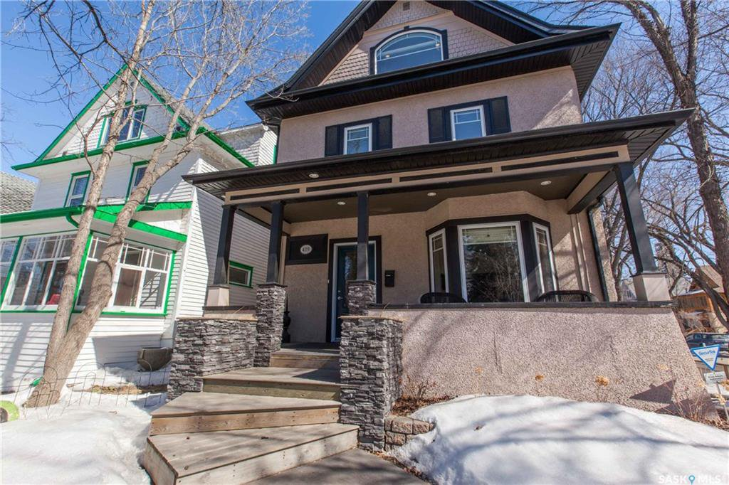 Main Photo: 419 Lansdowne Avenue in Saskatoon: Nutana Residential for sale : MLS®# SK724429