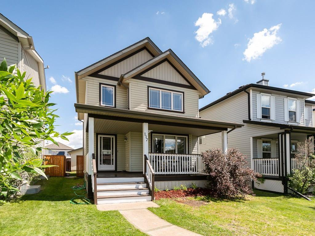 Main Photo: 117 COPPERFIELD Garden SE in Calgary: Copperfield Detached for sale : MLS®# C4191601