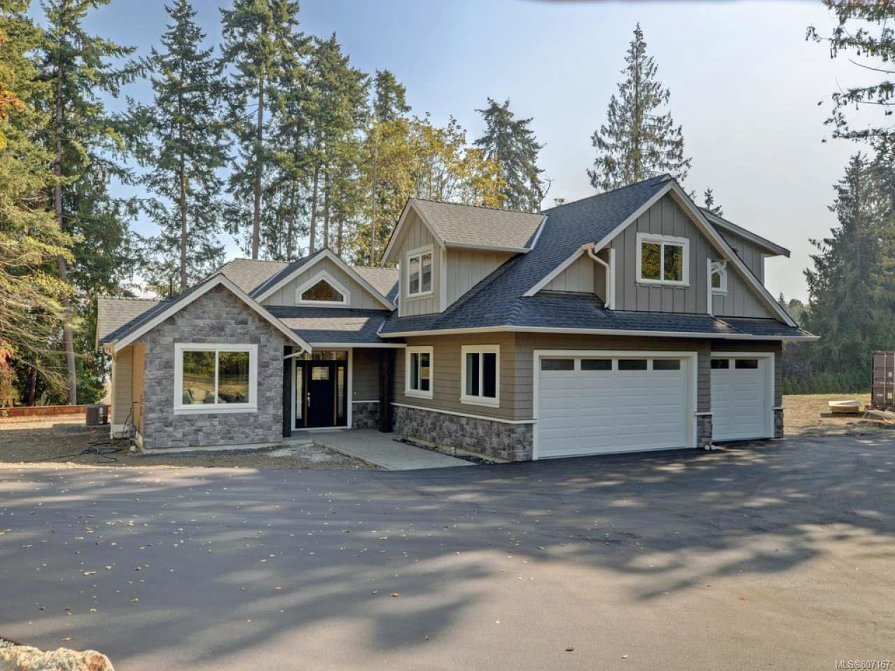 Main Photo: 692 Frayne Rd in MILL BAY: ML Mill Bay House for sale (Malahat & Area)  : MLS®# 807167
