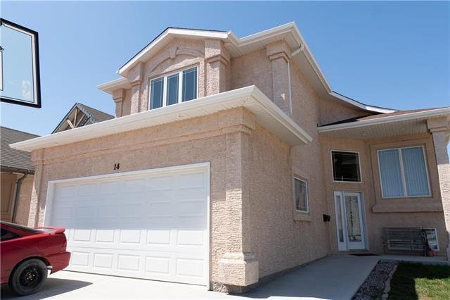 Main Photo: 14 Sava Way in Winnipeg: Amber Trails Residential for sale (4F)  : MLS®# 1911553