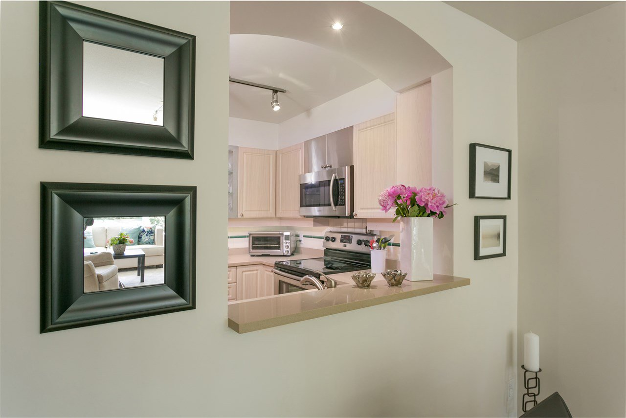 """Photo 8: Photos: 307 3600 WINDCREST Drive in North Vancouver: Roche Point Condo for sale in """"WINDSONG AT RAVENWOODS"""" : MLS®# R2381678"""