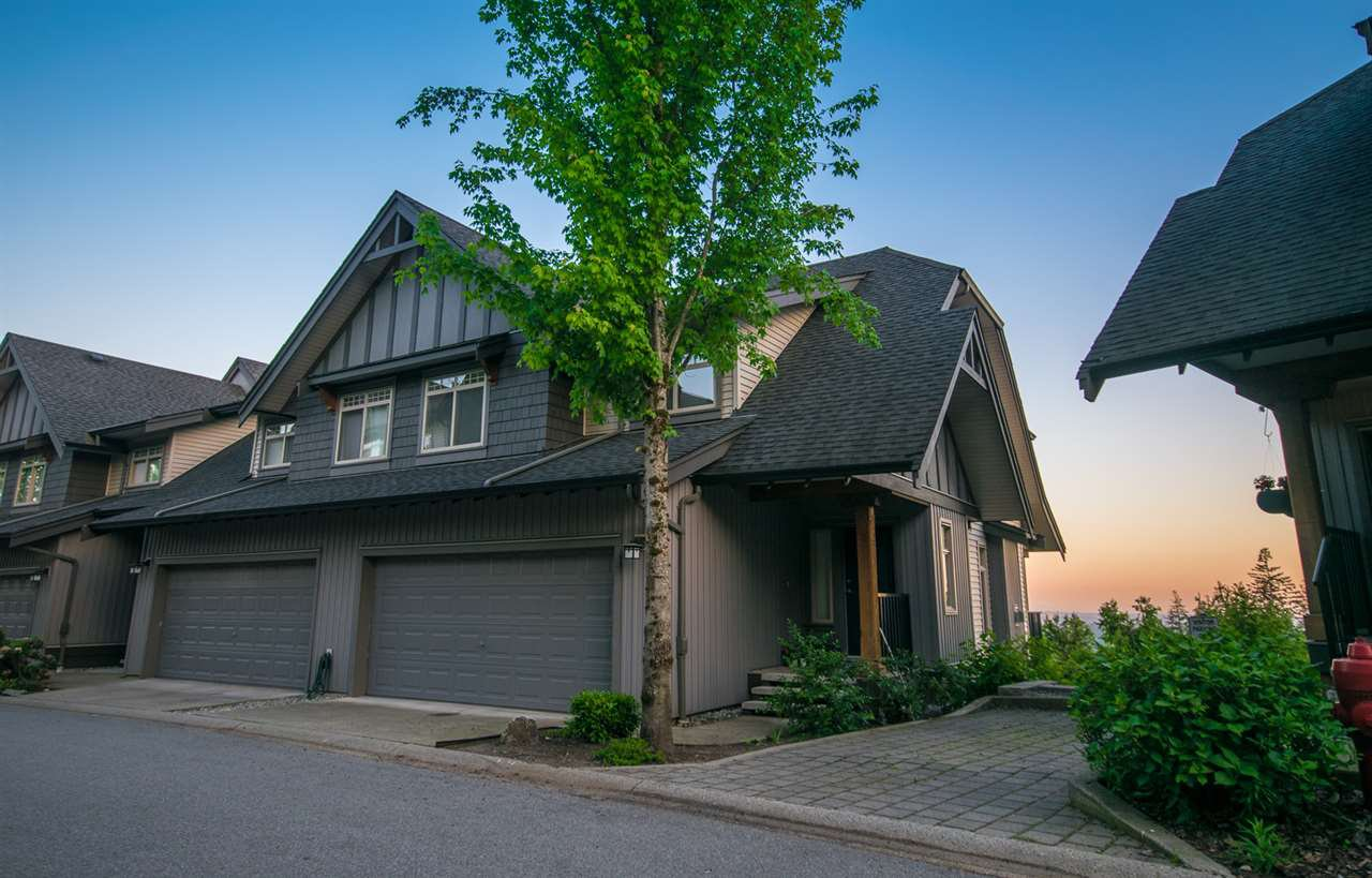 """Main Photo: 67 55 HAWTHORN Drive in Port Moody: Heritage Woods PM Townhouse for sale in """"COLBALT SKY"""" : MLS®# R2383132"""