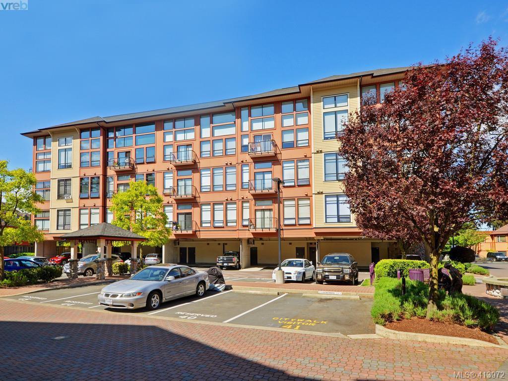 Main Photo: 203 829 Goldstream Avenue in VICTORIA: La Langford Proper Condo Apartment for sale (Langford)  : MLS®# 413972