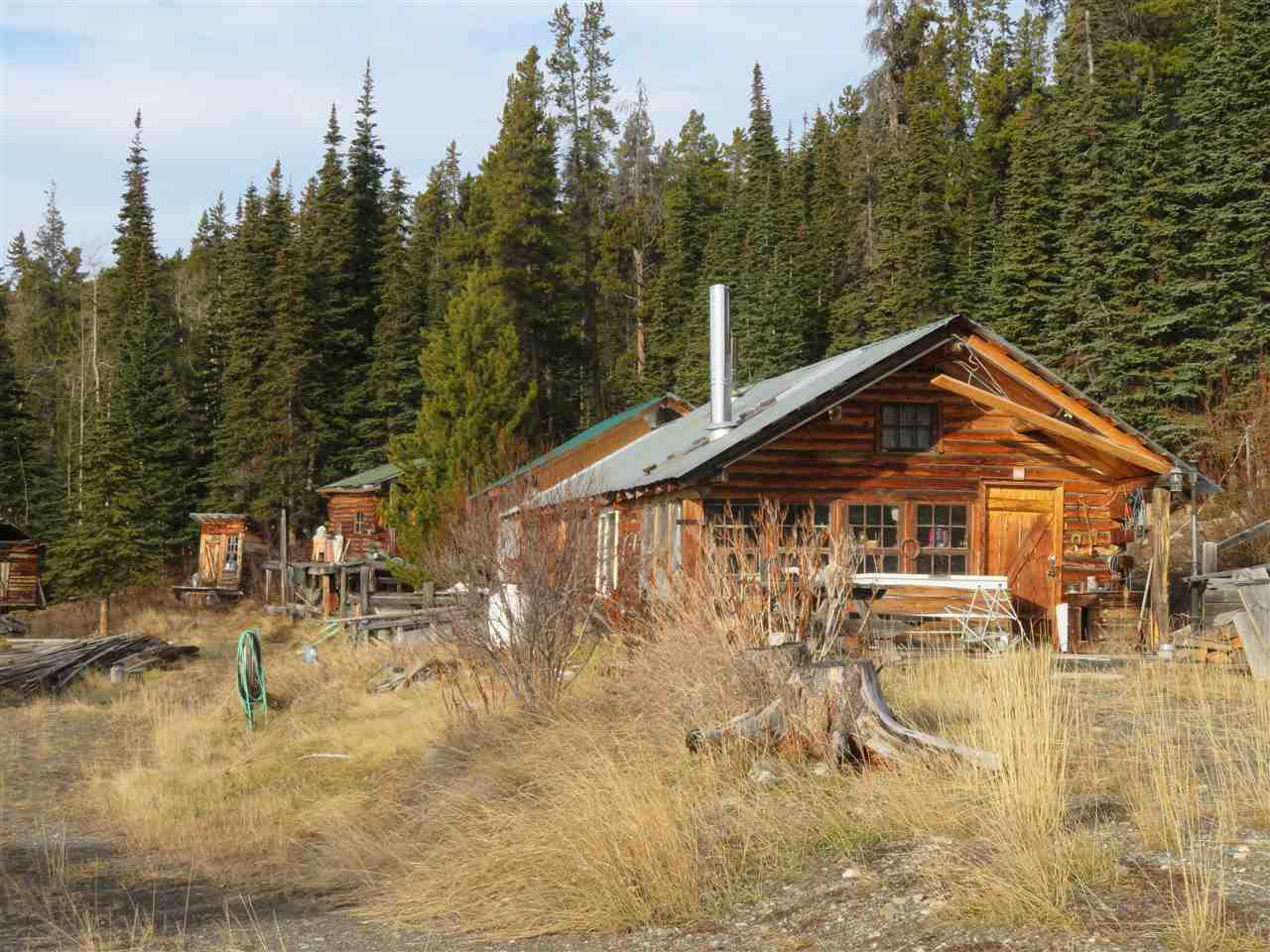 Main Photo: WARM BAY ROAD: Atlin House for sale (Terrace (Zone 88))  : MLS®# R2406381